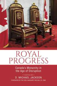Royal Progress cover