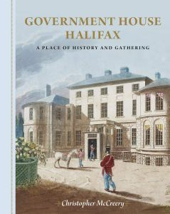 Government House Halifax cover